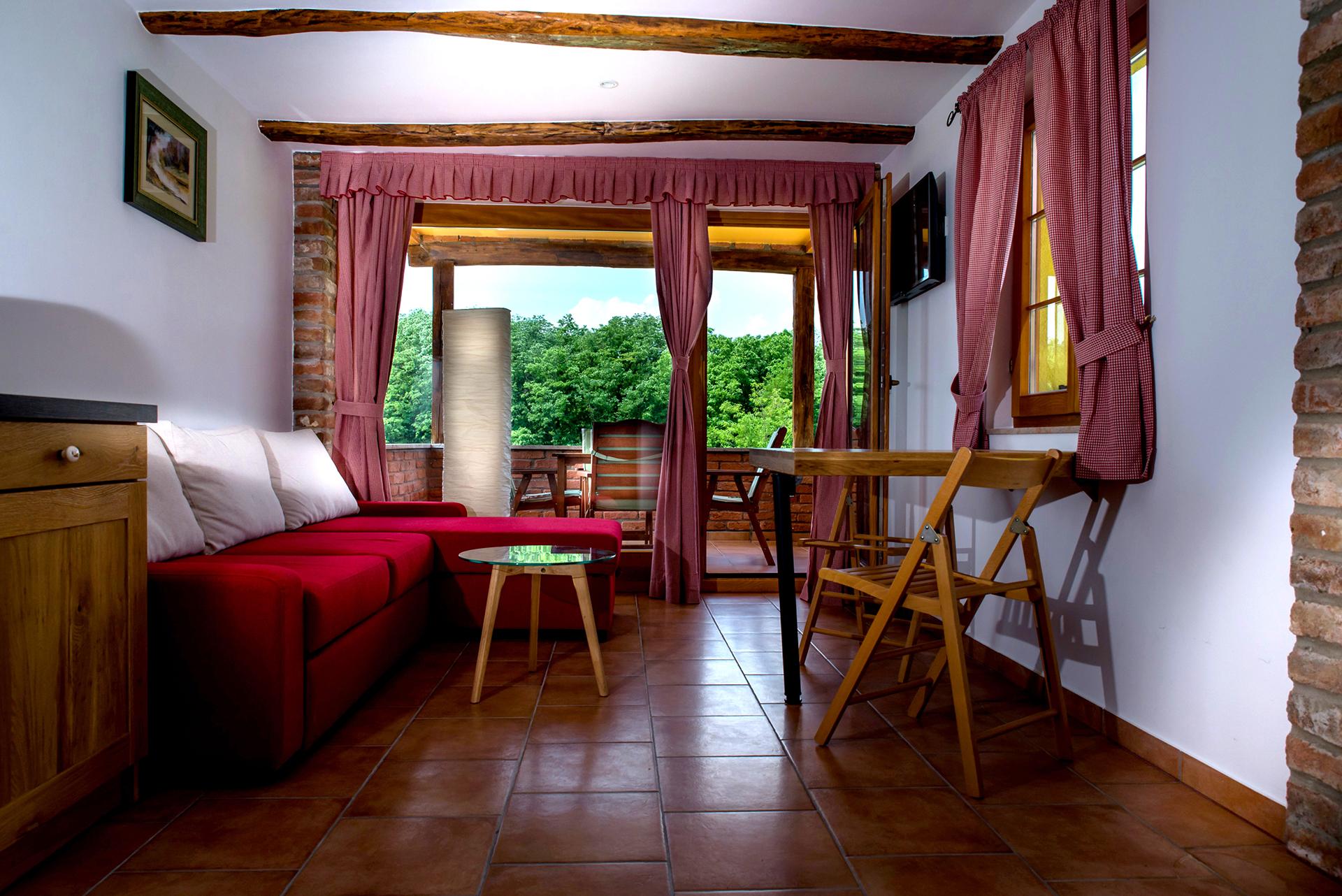 Apartman s terasom